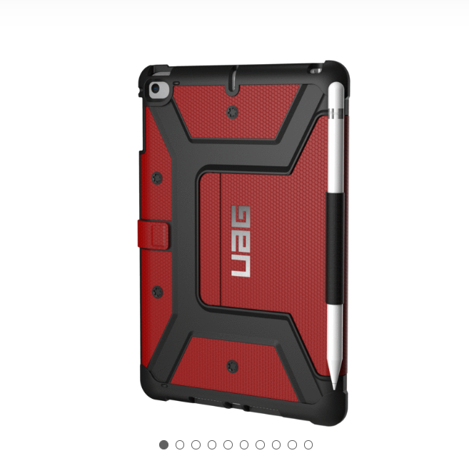 UAG METROPOLIS SERIES IPAD MINI (2019)