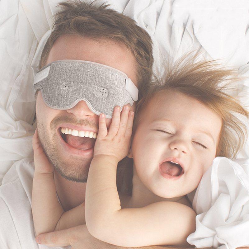 LUUNA 超強智能腦電波助眠眼罩 9分鐘就能快速入眠