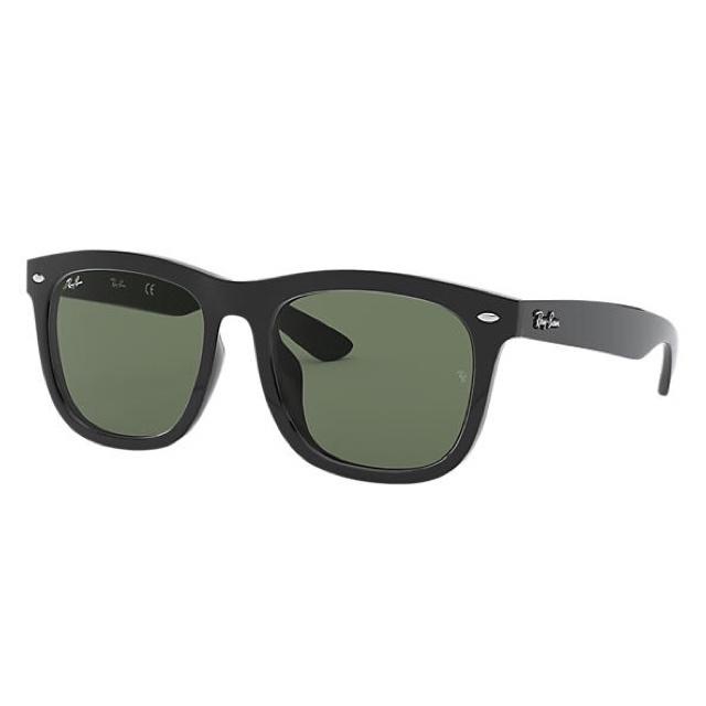 Ray-Ban RB4260D High Street Green Classic 經典墨綠色鏡片太陽眼鏡   601/71 黑色鏡框