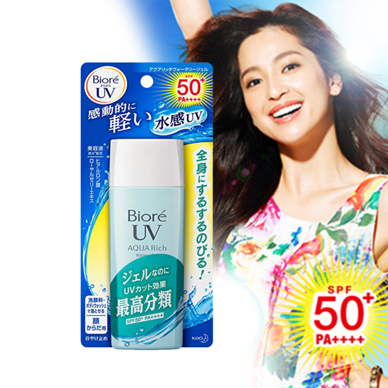 Bioré - Aqua Rich 水感保濕防曬乳