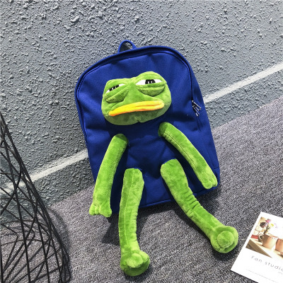Pepe the Frog 背囊 [3色]