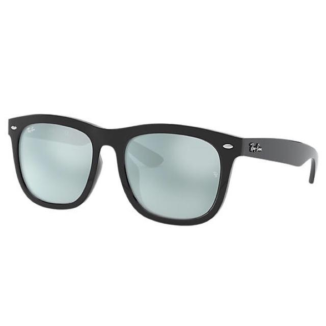 Ray-Ban RB4260D High Street Silver Mirror 銀色反光鏡片太陽眼鏡 | 601/30 黑色鏡框