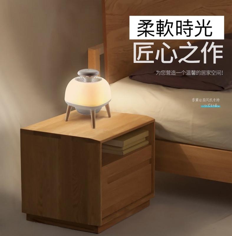 正品韓國Korcan 二維仿生滅蚊燈/檯燈/小夜燈多功能滅蚊器