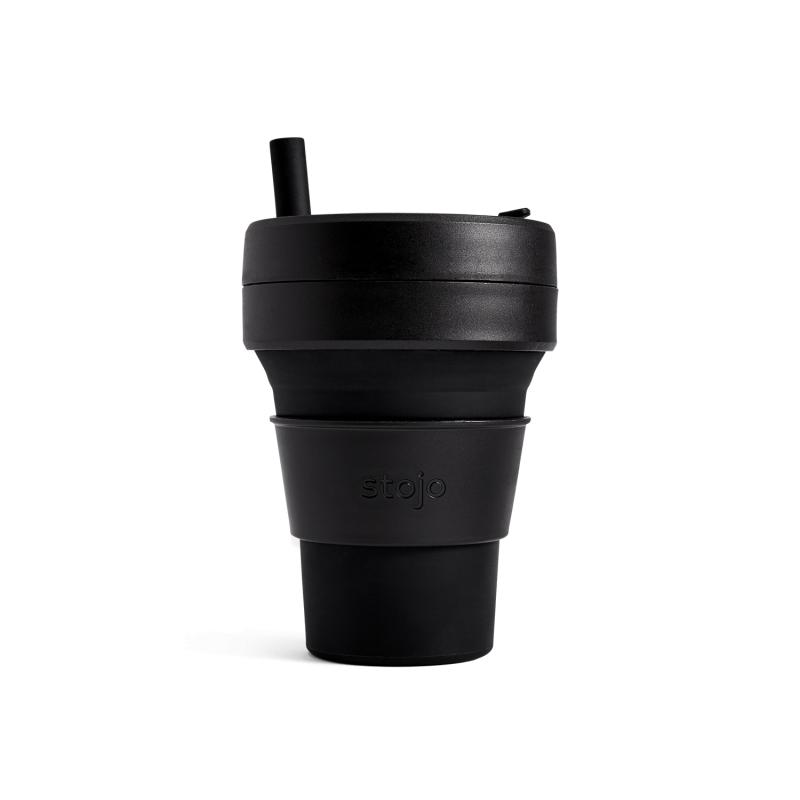 Stojo Biggie 可折疊重複使用環保杯 16oz / 470ml [多種顏色]
