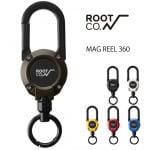日本ROOT CO. Gravity 360捲軸伸縮扣 [6色]