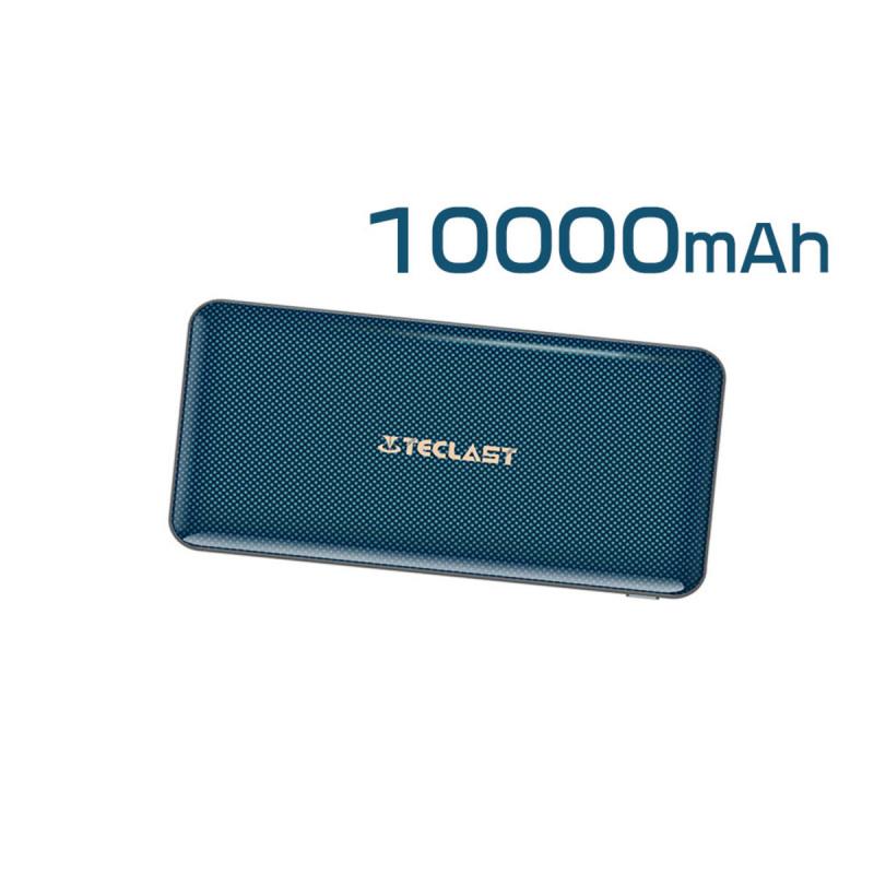 Teclast - 10000mAh 快充移動電源 - S10 (Lightning+Type-C 輸入)