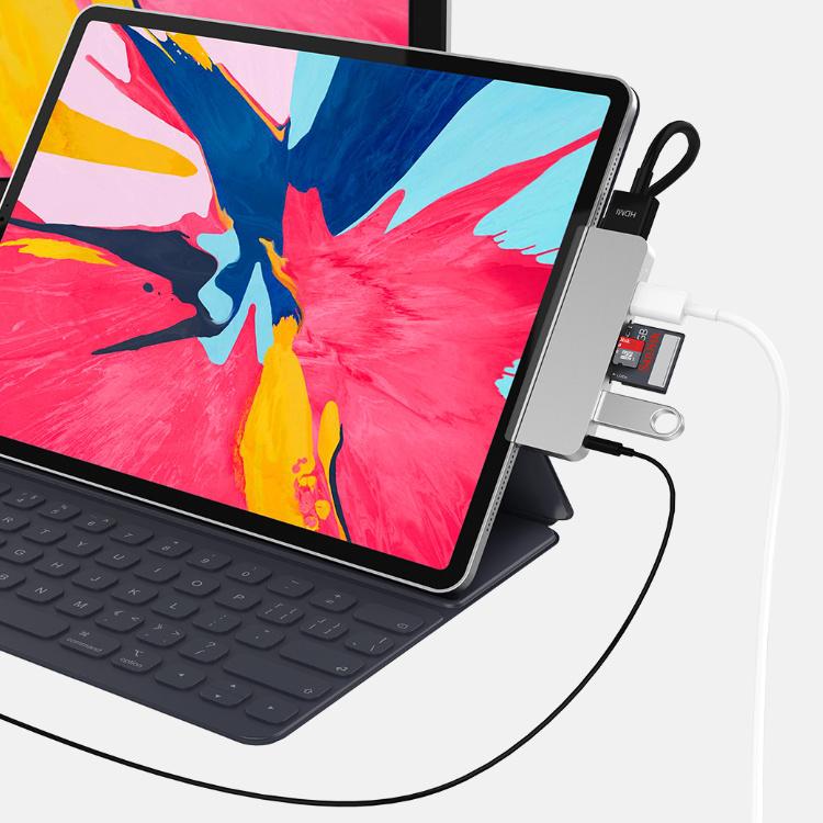 全球首款 HyperDrive iPad Pro USB-C 專用擴充Hub