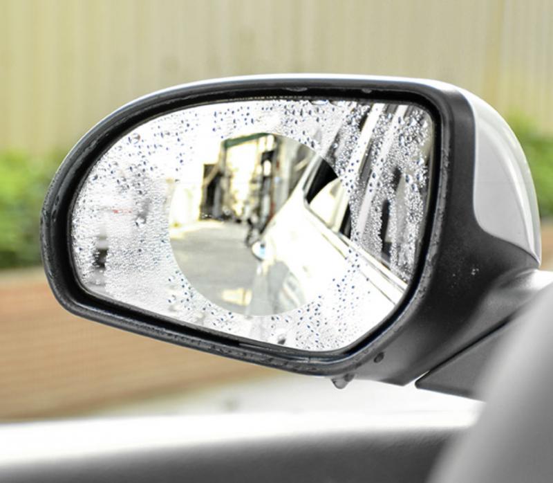 納米防霧水防眩光 後視鏡側鏡貼片