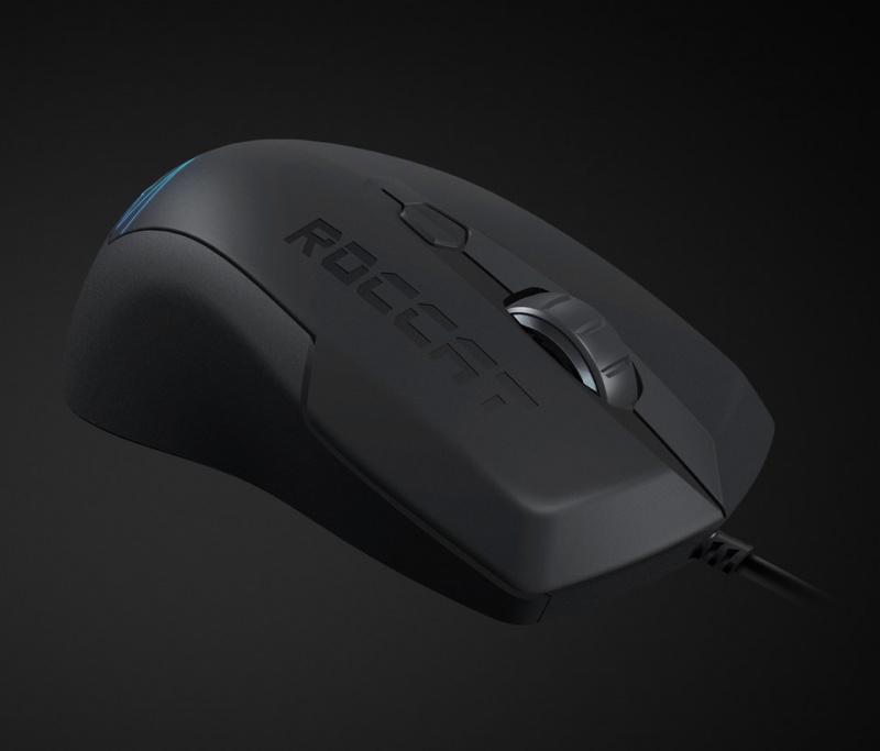 ROCCAT® Lua Tri-Button 電競滑鼠