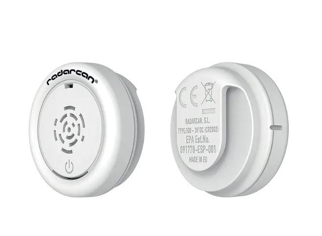 Radarcan R-100 無味電子驅蚊手環 Plus 版 [4色]