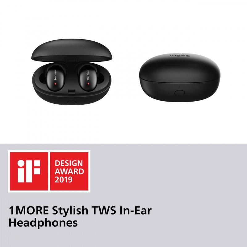 1MORE Stylish 真無線藍牙耳機 [2色]