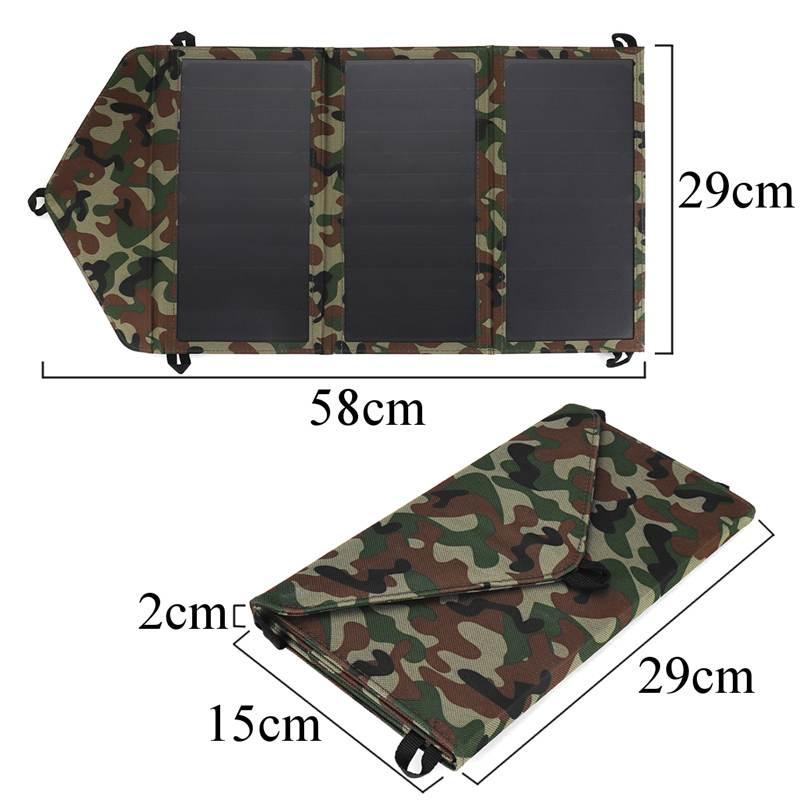 Marforst 25W 手提太陽能接疊包