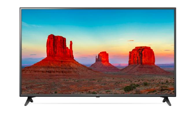 "LG 75"" 4K HDR 智能電視 75UK6200"