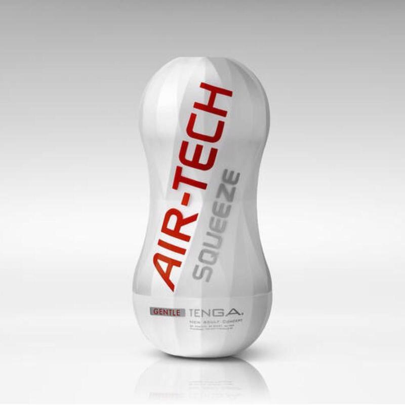 Tenga Air-Tech Squeeze 可重用壓縮柔軟型真空杯