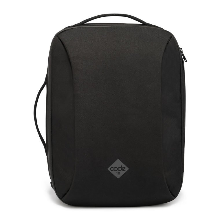 Code 10 Commuter Bag 多功能防盜防水背包