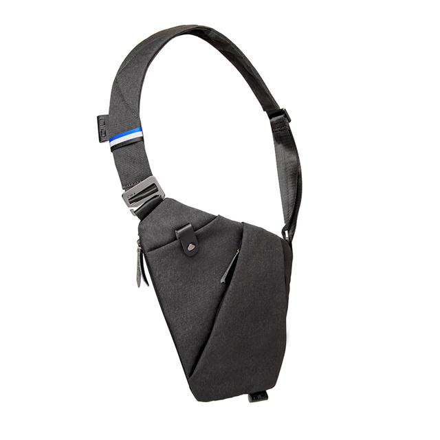美國 FINO 超薄貼身科技防水斜揹收納包