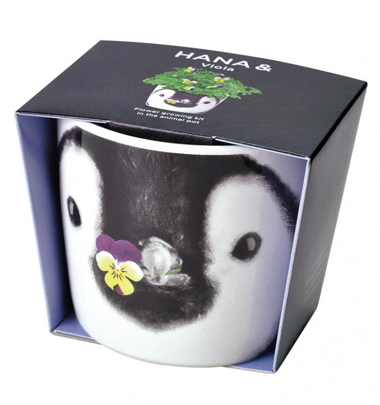 Seishin Hana x 動物陶瓷杯系列