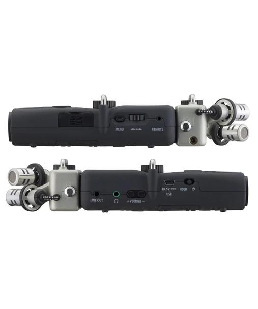 Zoom H5 Handy Recorder with Interchangeable Mic 手提數碼錄音機【香港行貨】