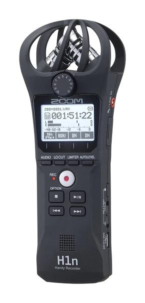 Zoom H1n Handy Recorder 手提數碼錄音機【香港行貨】