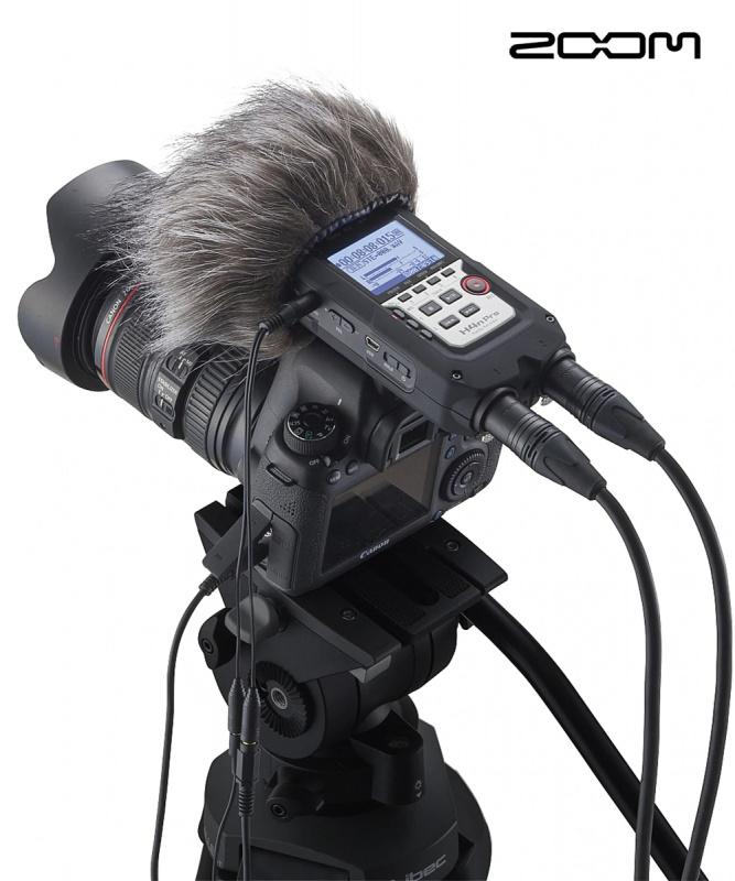 ZOOM H4n Pro Classic Handy Recorder 手提數碼錄音機【香港行貨】