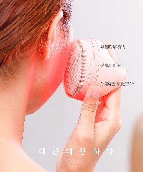 韓國Ashmore 光溫感潔面儀