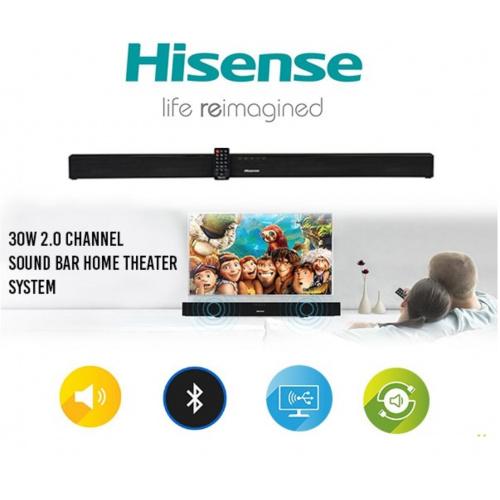 Hisense HS201 2.0 Sound Bar Speaker 藍牙喇叭