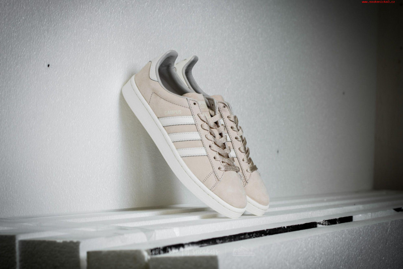 adidas Originals Campus Collegiate Brown/White  [男裝]