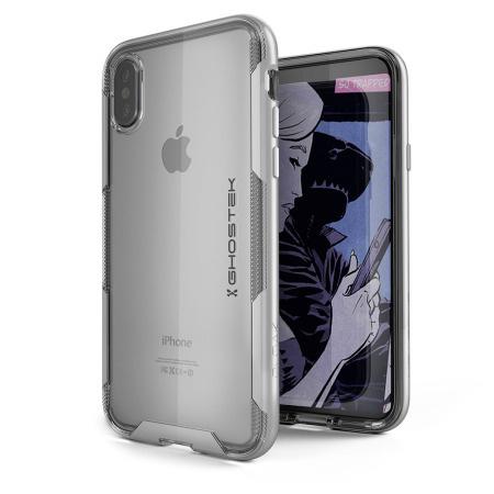 Ghostek Cloak 3 超薄TPU軍用級手機殼 [iPhone X / iPhone XS]