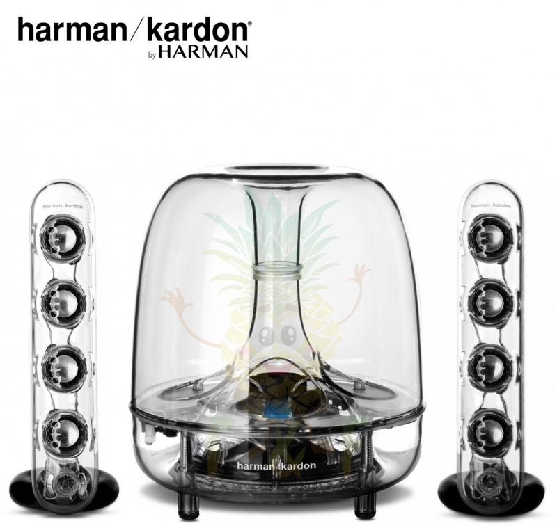 Harman Kardon - SoundSticks Wireless 無線藍牙 2.1揚聲器系統