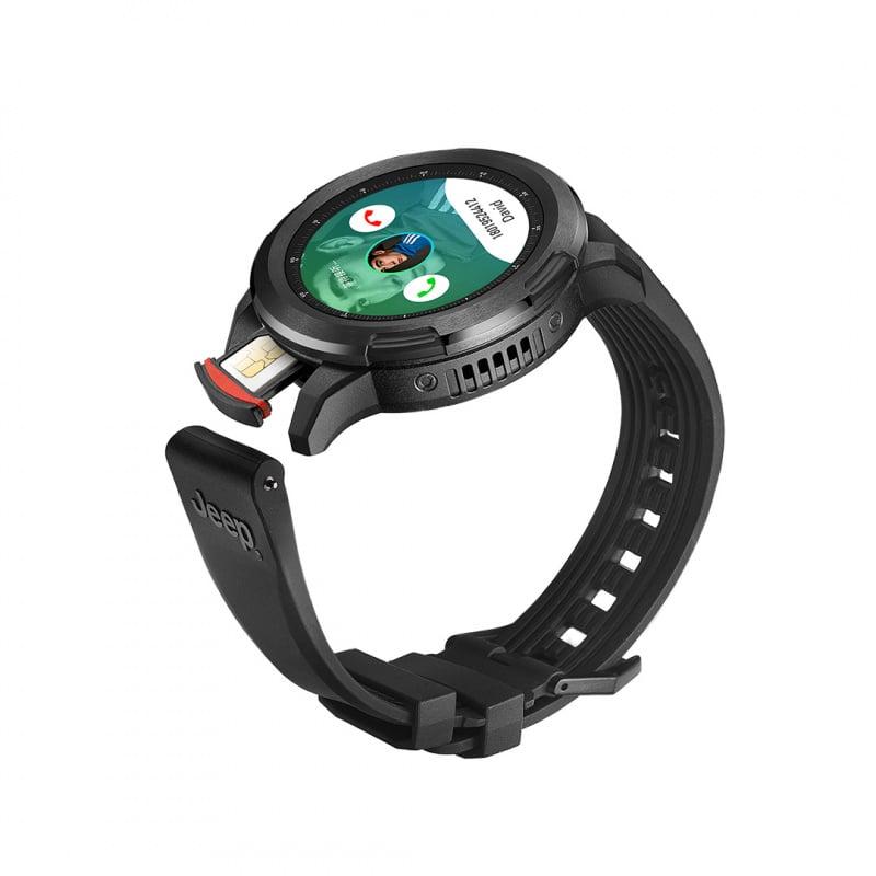 米家 Jeep智能全境界腕表 HY-WS02 黑色 512MB+4G