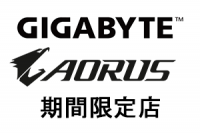 GIGABYTE 限定店