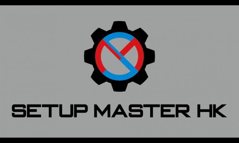 Setup Master HK