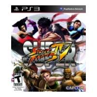 CAPCOM Super Street Fighter 4