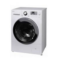LG 樂金 前置式2合1洗衣機 (6kg/3kg, 1200轉/分鐘) WF-C1206PW