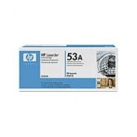 HP 53A 黑色 LaserJet 碳粉盒 (Q7553A)