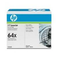 HP 64X 黑色 LaserJet 碳粉盒 (CC364X)