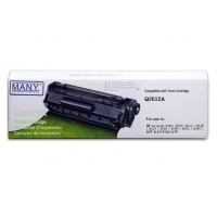 MANY Q2612A (Remanufactured Toner)