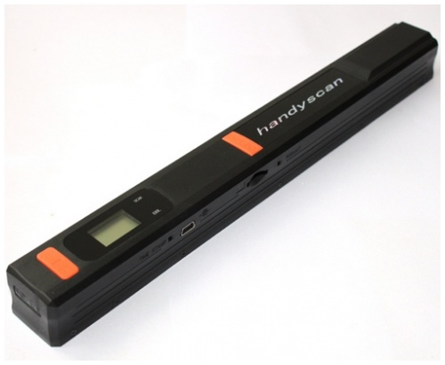 Portable Handy Scanner A4