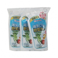 ChuChuBaby 奶瓶蔬果洗潔液補充裝 720ml x 3包