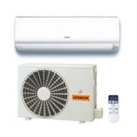 Hitachi 日立 1.5匹掛牆分體式冷氣機 RASX13CBK