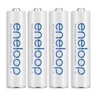 Sanyo eneloop Glitter AAA Battery 800mAh x 4pcs HR-4UTGB-4H
