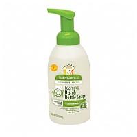 Babyganics Foaming Dish & Bottle Soap 奶樽洗潔液 - 無香味 550ml