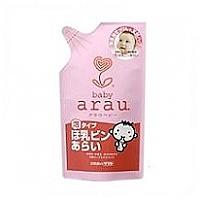Arau 嬰兒食器泡沫清潔液 250ml (補充裝)