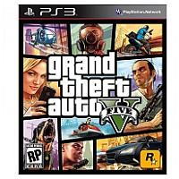 Rockstar PS3  俠盜獵車手5 Grand Theft Auto V
