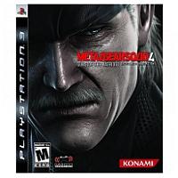 KONAMI Metal Gear Solid 4: Guns of the Patriots 潛龍諜影4: 愛國者之槍