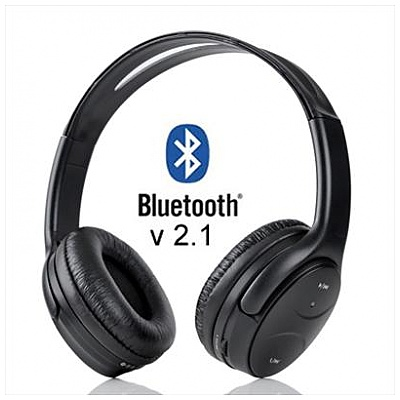 Kitsound beamers wireless headphones for Mercedes benz wireless headphones