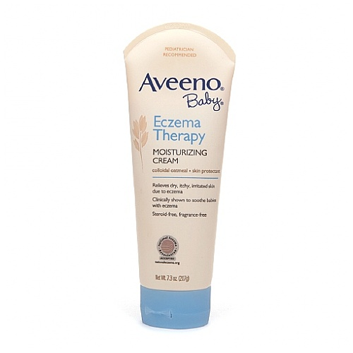 Aveeno Baby Eczema Therapy Moisturizing Cream 7.3oz (206g)