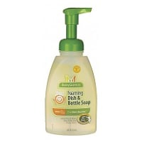 BabyGanics Foaming Dish & Bottle Soap, Citrus 472ml