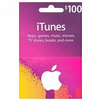 Apple iTunes 預付卡 美國版 100美元