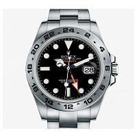 Rolex Explorer II 216570 - 黑色錶面